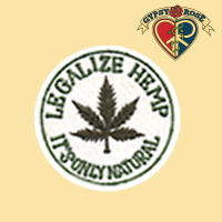 LEGALIZE HEMP... PATCH