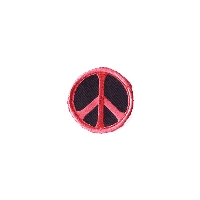 MINI RAINBOW PEACE PATCH