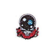 GRATEFUL DEAD SPACE YOUR FACE PATCH