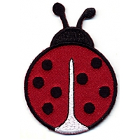 Lady Bug Patch