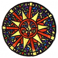MOSAIC SUN PATCH
