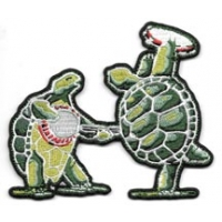 Terrapin Station Patch