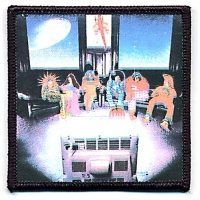 Grateful Dead Mars Hotel Album Back Cover Image Patch