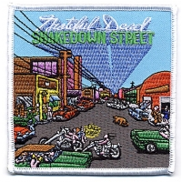 Grateful Dead Shakedown St Lp Cover Sticker