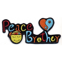Peace Brother Patch