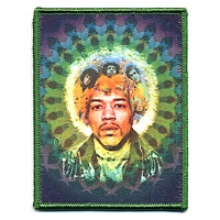 JIMI HENDRIX EXPERIENCE MASTERMIND PATCH