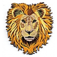 LION HEAD PATCH