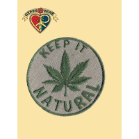 KEEP IT NATURAL HEMP PATCH