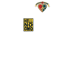 Hell No GMO Patch