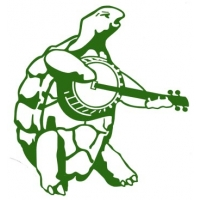 Large Window Terrapin With Banjo Sticker