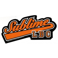 SUBLIME LBC BASEBALL LOGO