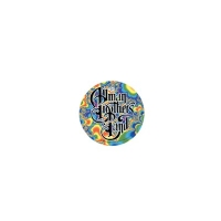 PSYCHEDELIC ALLMAN BROTHERS BAND STICKER