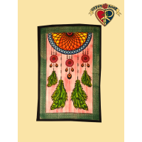 Sleep In Peace Dreamcatcher Tapestry