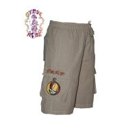 GRATEFUL DEAD STEAL YOUR FACE CARGO SHORTS
