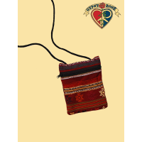 GLOBETROTTER'S COMALAPA PASSPORT POUCH