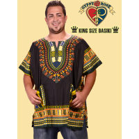 The Dudes-Unisex King Size Dashiki