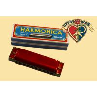 Traditional Folk Harmonica